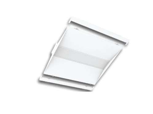 Flat Lens Troffer Retrofit